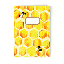 Load image into Gallery viewer, Mellifera Honeybee Notebook