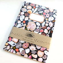 Load image into Gallery viewer, Mollusca Sea Shell Print Notebook