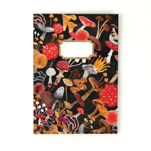 Load image into Gallery viewer, Fungi Print Notebook