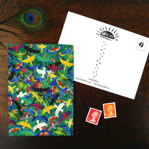 Postcard Pack Deal - Buy 5 Postcards get 1 Free