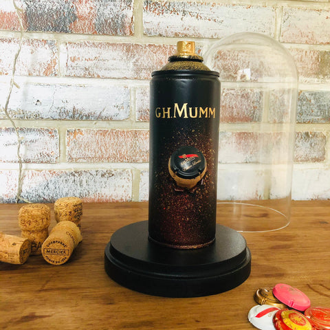 BOMBE SPRAY MUMM
