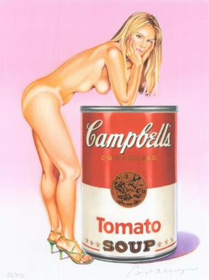CAMPBELL'S SOUP GIRLS