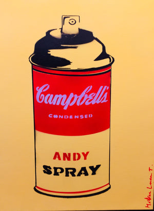 tableau-andy-spray-yellow-mister-luca-t