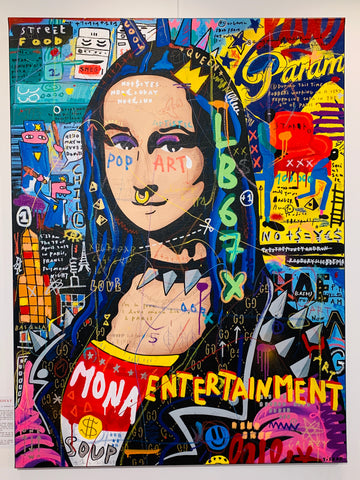 MONA LISA PUNK