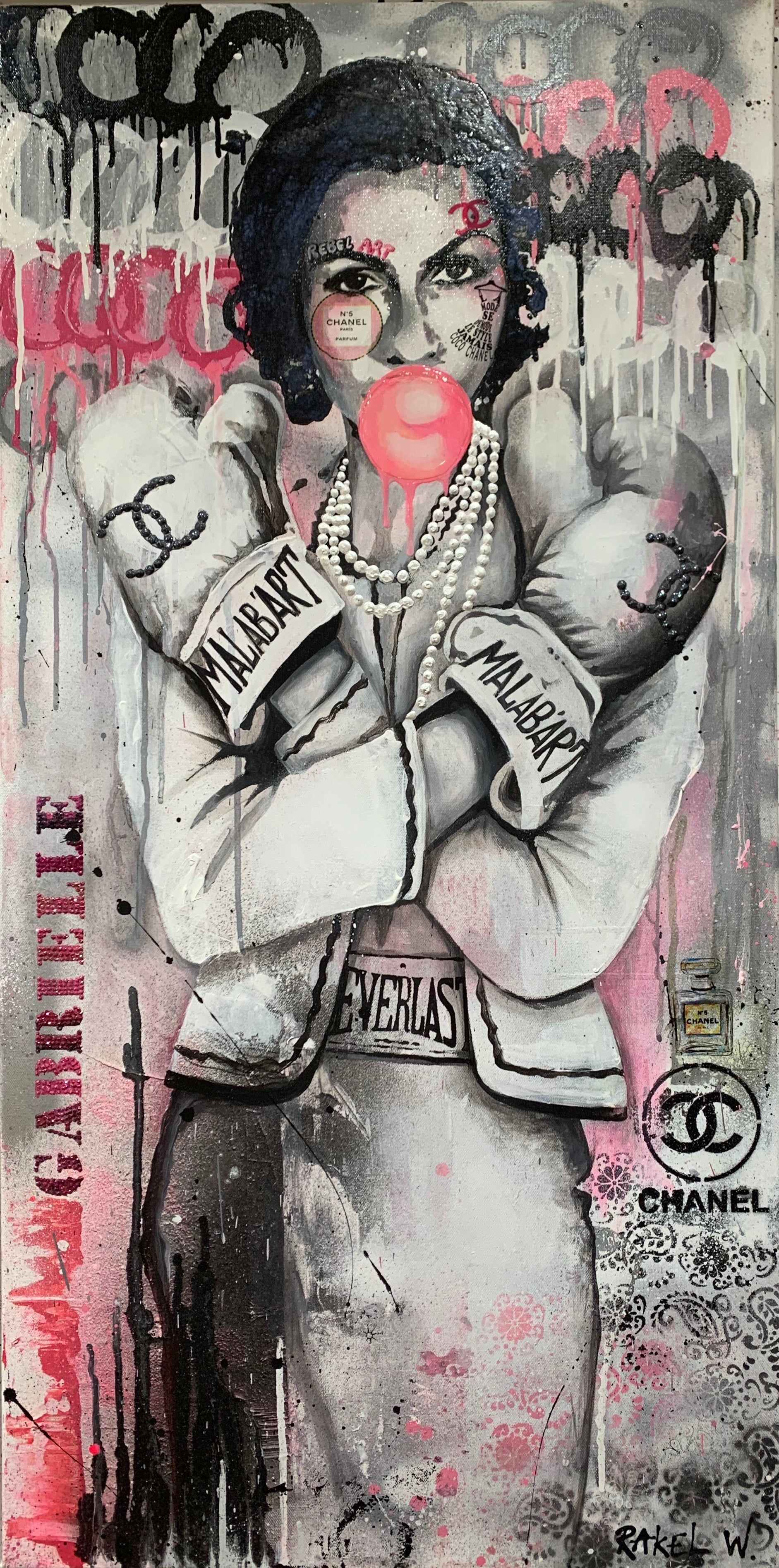 Malab'Art Everlast Chanel