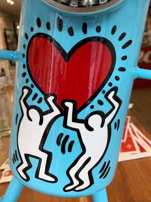 "MInion ""Keith Haring"" Blue"