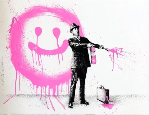 serigraphie-spray-hapiness-mr-brainwash