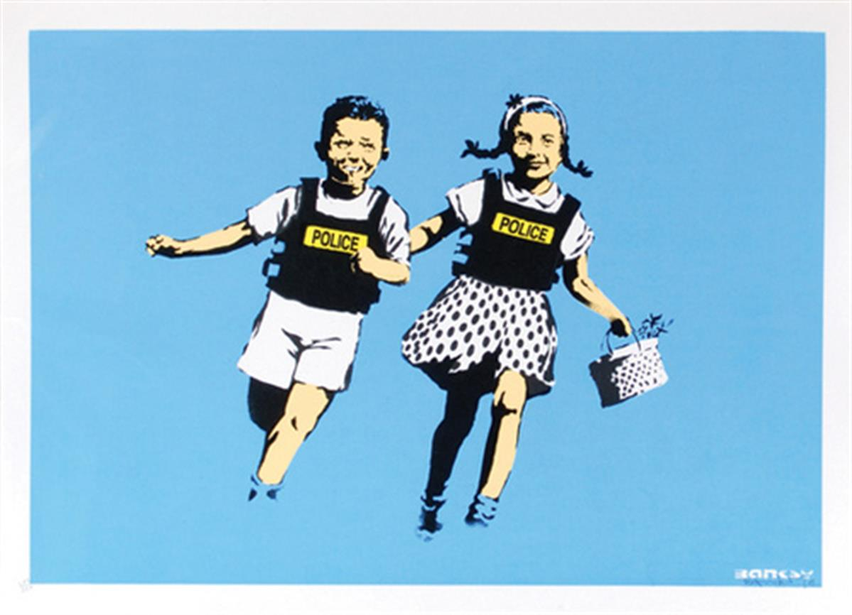 serigraphie-jack-and-jill-banksy