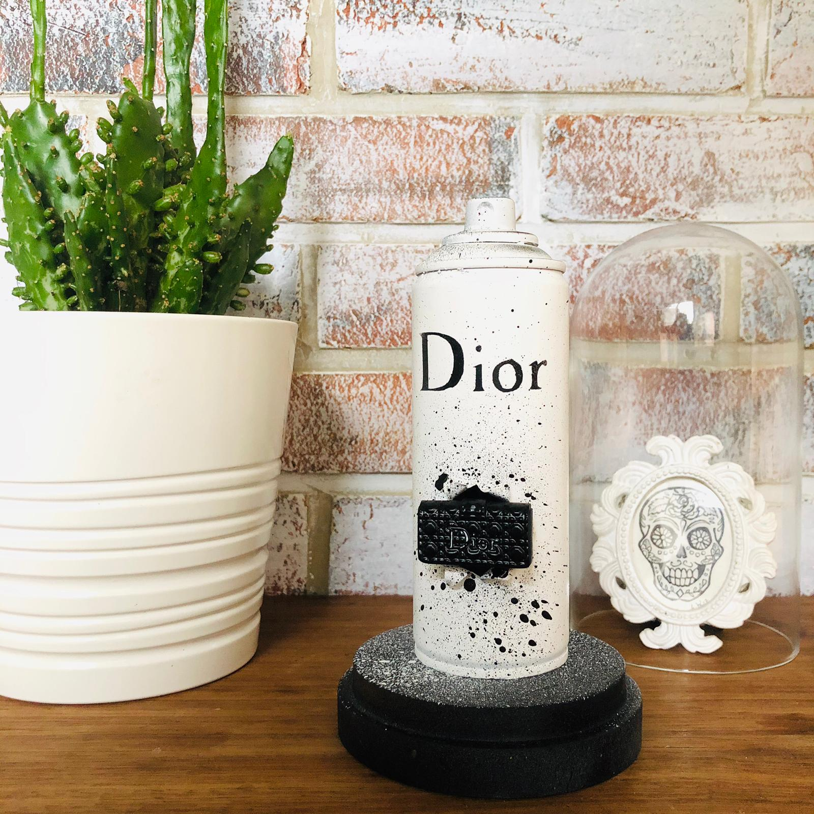 BOMBE SPRAY DIOR BLANCHE