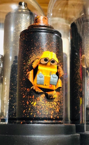 BOMBE SPRAY WALL E