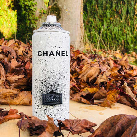 BOMBE SPRAY CHANEL WHITE
