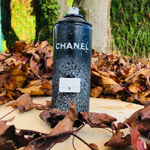 BOMBE SPRAY CHANEL BLACK