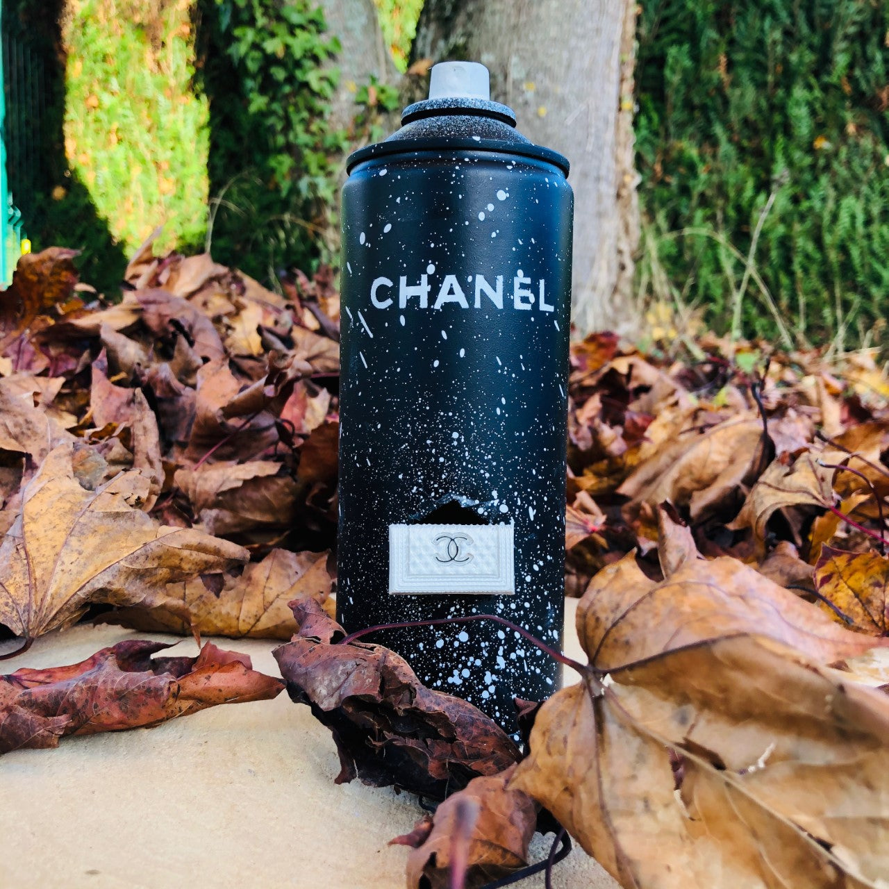 BOMBE SPRAY CHANEL NOIRE