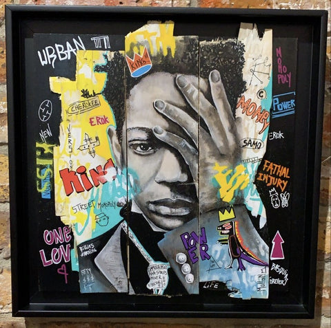 FAMOUS (BASQUIAT TRIBUTE)