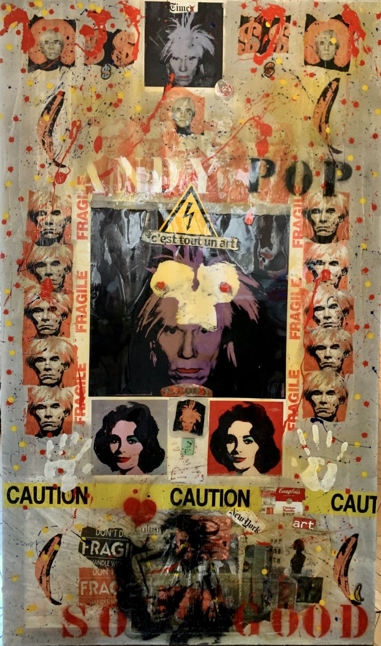 ANDY POP CAUTION