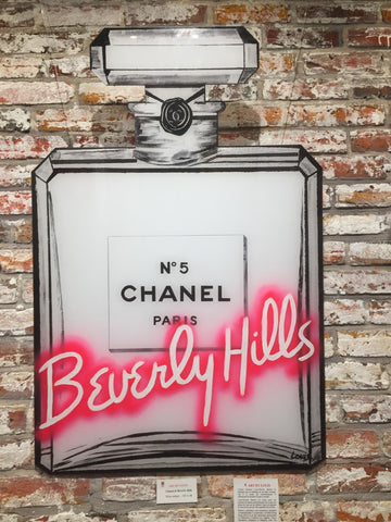 CHANEL & BEVERLY HILLS
