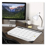 AT-A-GLANCE Ruled Desk Pad