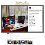 [Buy Premium Quality Desk Mat Online] - Delancey USA
