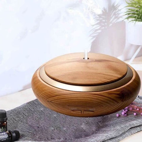 Troika Essential Oil Aroma Diffuser - 7-Color Changing LED light