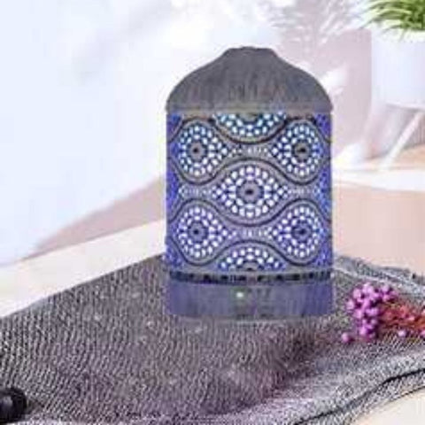 Totem Essential Oil Aroma Diffuser - 7 Mood Lights