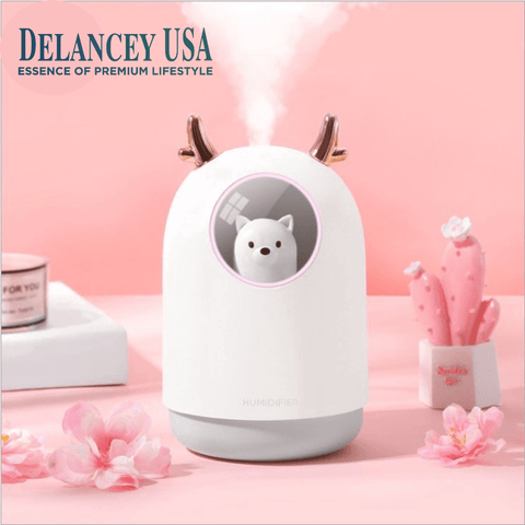 Aroma Polar Bear Humidifier - 7 Mood Lights