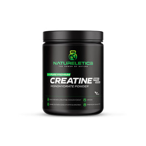 NATURELETICS Pure Premium Creatine Monohydrat Pulver