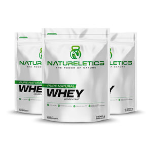 Natureletics Pure Natural Whey Konzentrat
