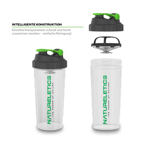 Natureletics Shaker, BPA frei mit patentierter Mixtechnologie