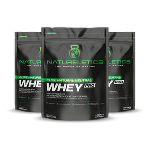 NATURELETICS Pure Natural Whey Protein Isolat