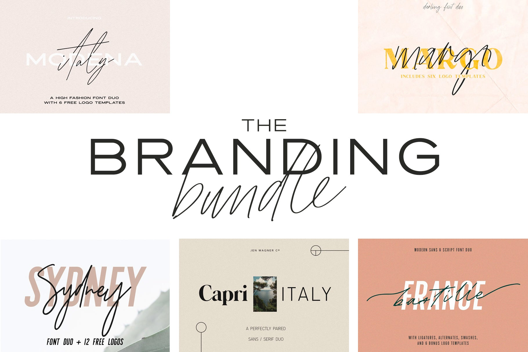 The Branding Bundle
