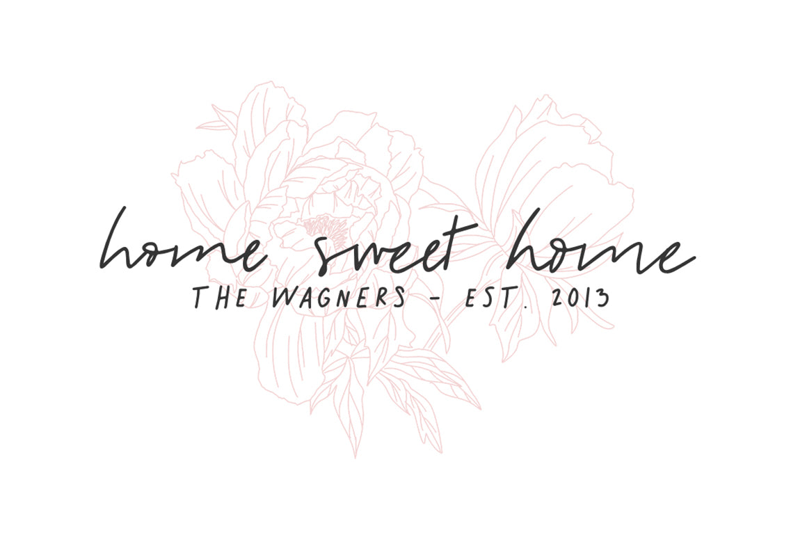 Charleston | Font Duo + Florals