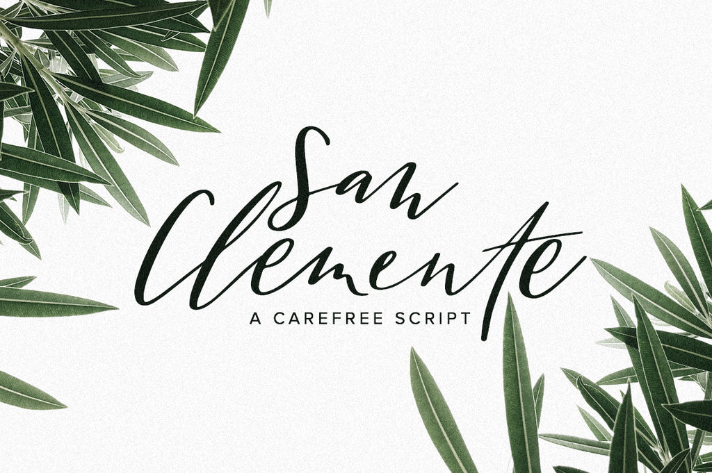 San Clemente | A Carefree Script (All Access Pass)