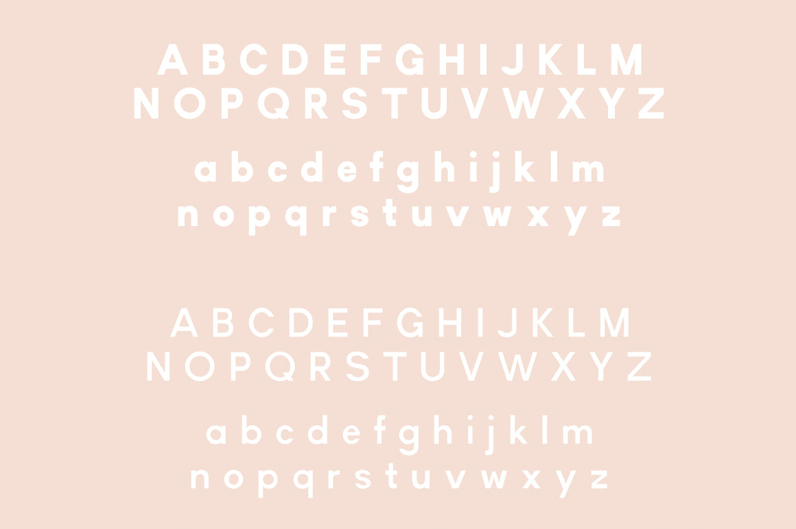 Stockholm | Two-Weight Font Set