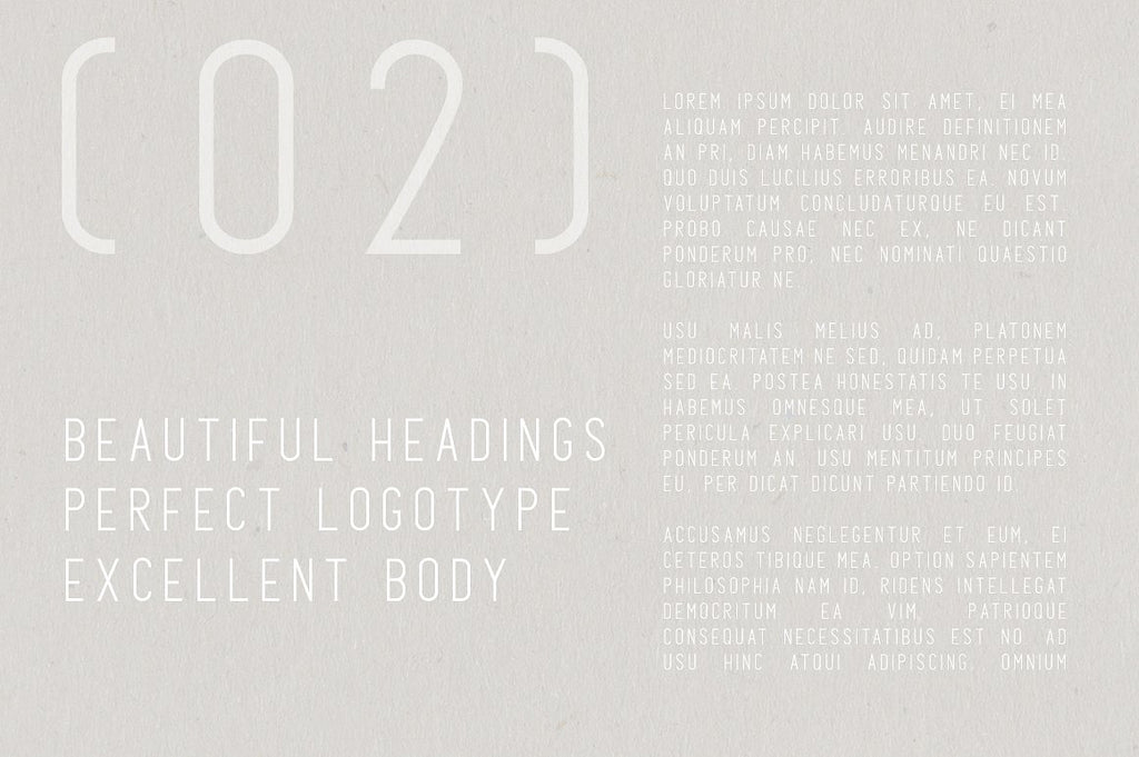 Athens | A Multi-Weight Font