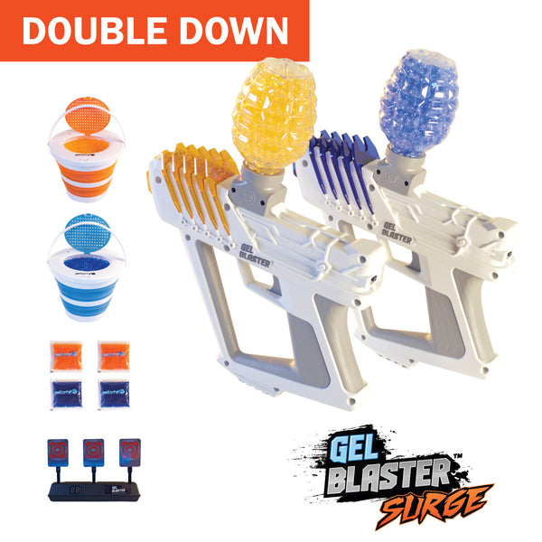 Gel Blaster SURGE Double Down