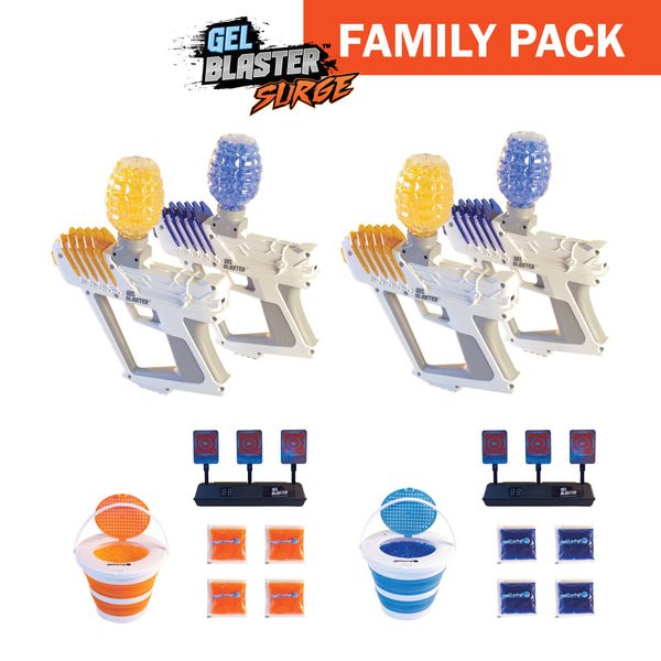 Gel Blaster SURGE Family Pack