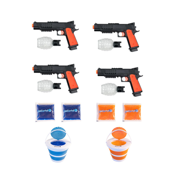 Gel Blaster Pistol Bundle