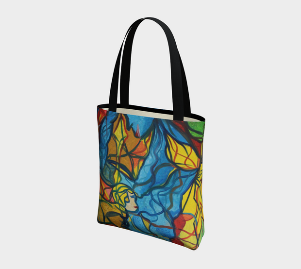 Face to the World Tote