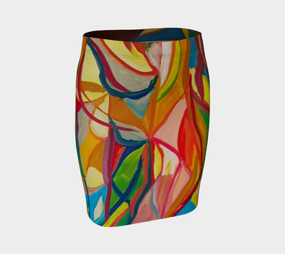 ArtzOnMe Stained Glass Skirt