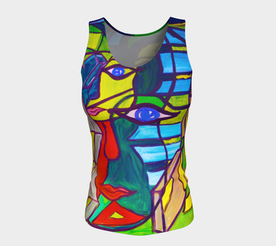 ArtzOnMe Abstract Top