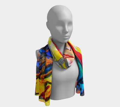 ArtzOnMe Face It Scarf