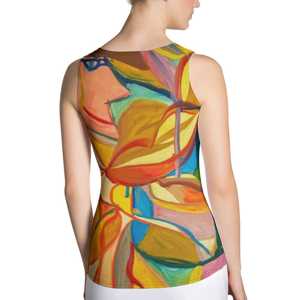 ArtzOnMe Stained Glass Tank Top