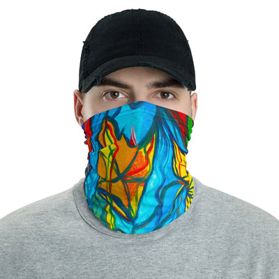 ArtzOnMe Blue Face Mask
