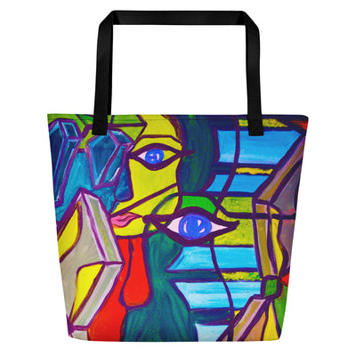 ArtzOnMe Original Beach Bag