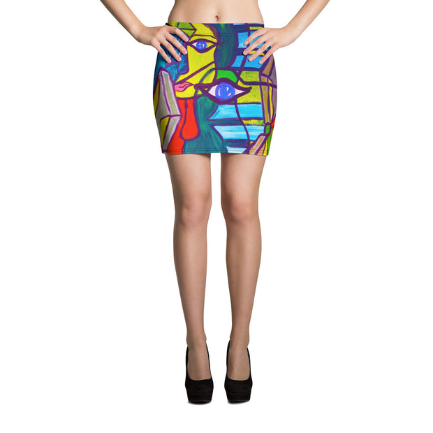 ArtzOnMe Original Mini Skirt
