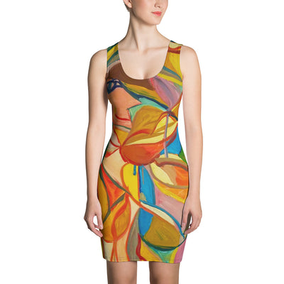 ArtzOnMe Stained Glass Dress
