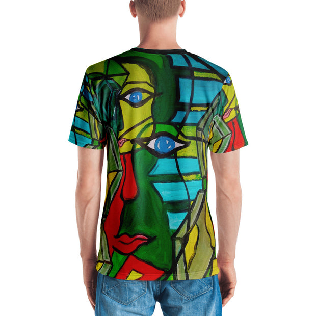 ArtzOnMe Green Original Men's T-shirt