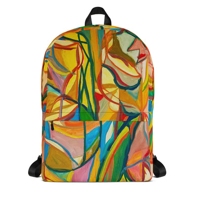 ArtzOnMe Stained Glass Backpack