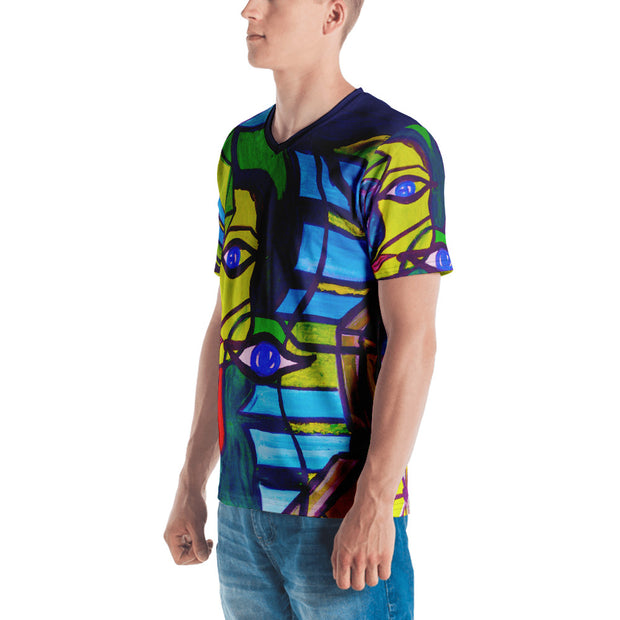 ArtzOnMe Original Abstract Men's T-shirt