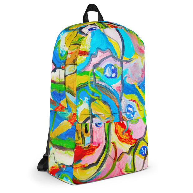 ArtzOnMe Smiles Backpack